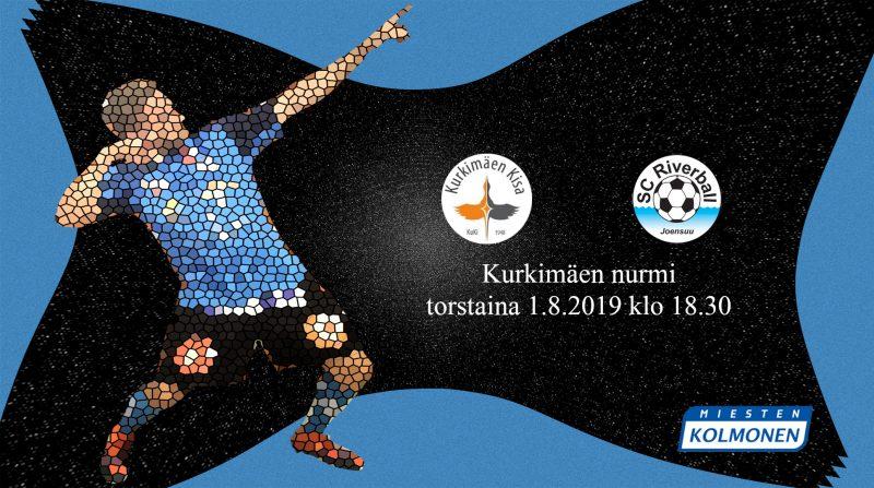 Riveri matkustaa Kuopion – turvatoimet huipussaan