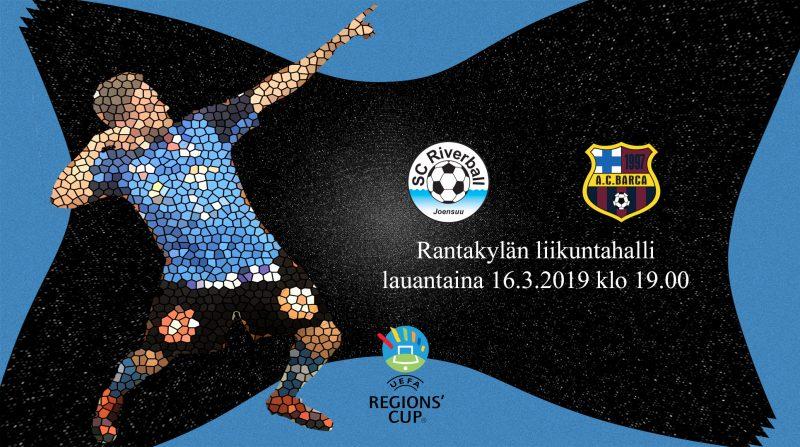 Kausi 2019 starttaa Regions' Cupin merkeissä