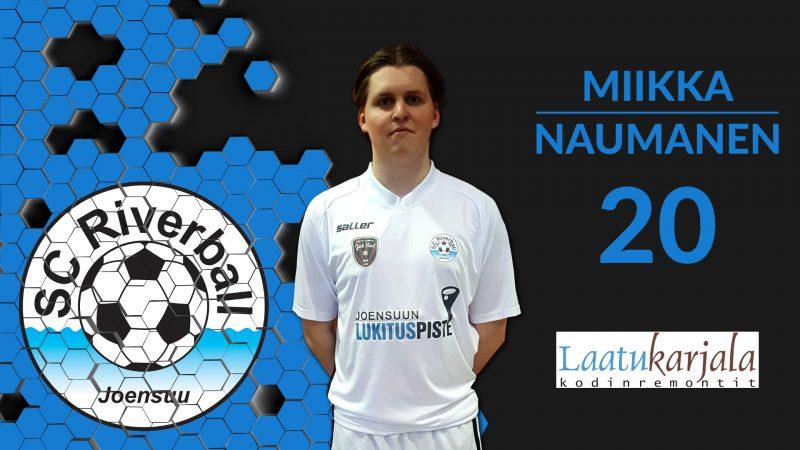 Miikka Naumanen