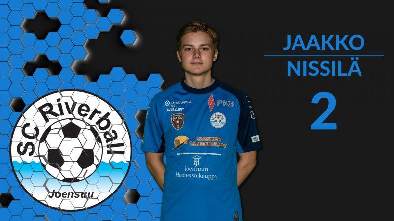Jaakko Nissilä
