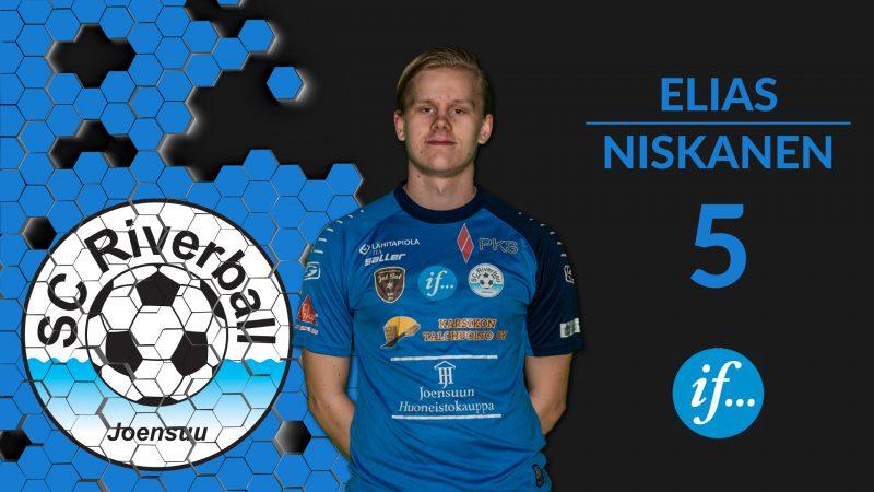 Elias Niskanen