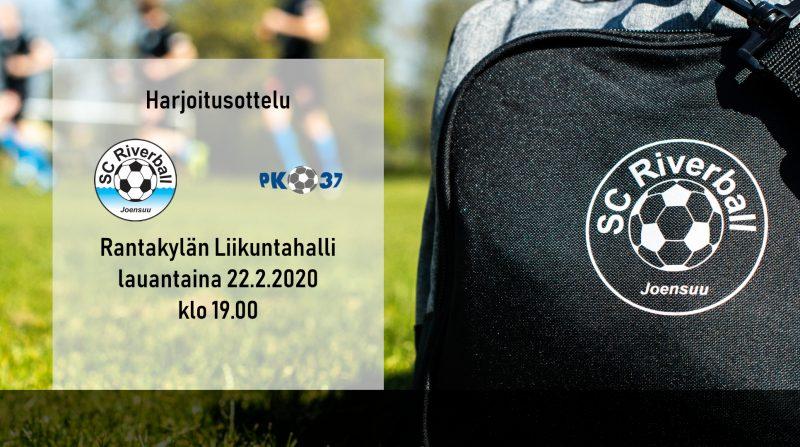 PK-37 vieraaksi Rantakylään